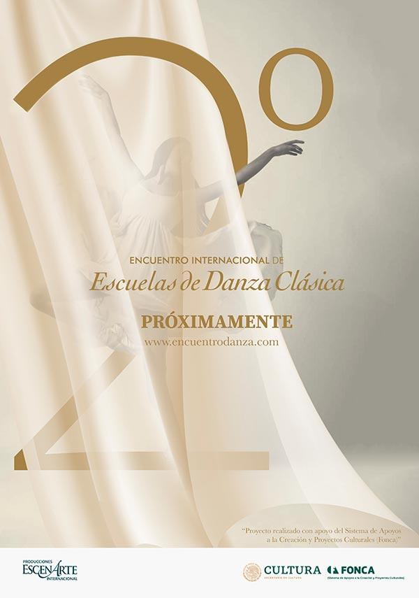 2do encuentro Internacional de escuelas de danza clásica